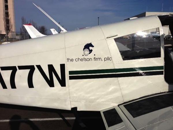 Chetson Firm Airplane