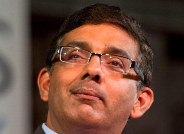 Convicted Felony Dinesh Dsouza