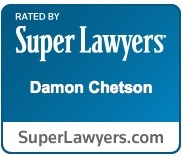 Damon Chetson SuperLawyer