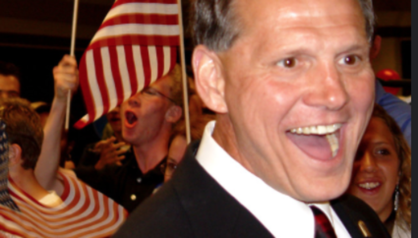 Roy Moore and Child Molestation